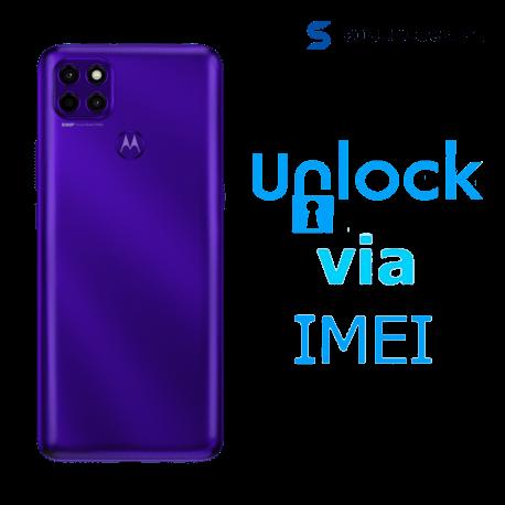 Liberar / Desbloquear Motorola Moto G9 Power AT&T MX ( Iusacell - Nextel ) por IMEI