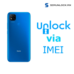 Liberar / Desbloquear Xiaomi Redmi 9C AT&T México ( Iusacell - Unefon ) por IMEI