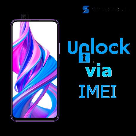 Liberar / Desbloquear Honor 9X AT&T MX ( IUSACELL - NEXTEL) por IMEI