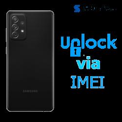 Liberar / Desbloquear Samsung Galaxy A72 AT&T MX - Unefon por IMEI