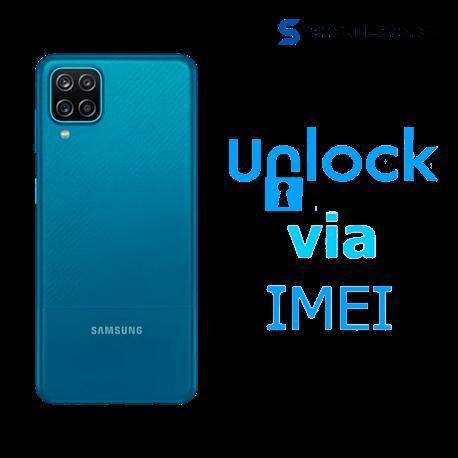 Liberar / Desbloquear Samsung Galaxy A12 AT&T MX - Unefon por IMEI