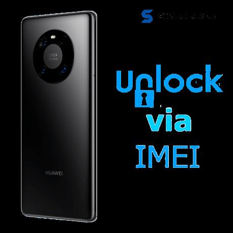 Liberar / Desbloquear Huawei Mate 40 Pro AT&T MX - IUSACELL por IMEI