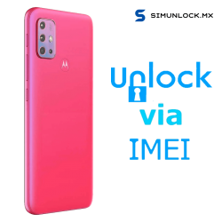 Liberar / Desbloquear Motorola Moto G20 AT&T MX ( Iusacell - Nextel ) por IMEI