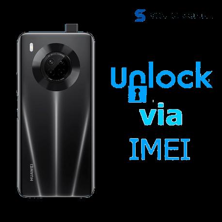 Liberar / Desbloquear Huawei Y9a Movistar por IMEI