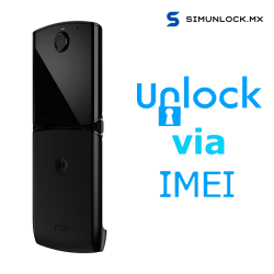 Liberar / Desbloquear Motorola Razr 2020 Movistar por IMEI