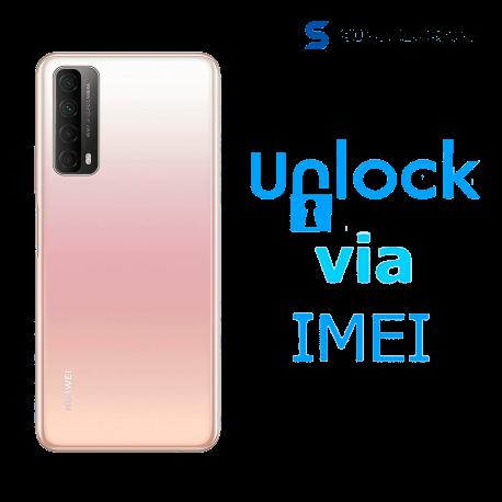 Liberar / Desbloquear Huawei Y7a Movistar por IMEI
