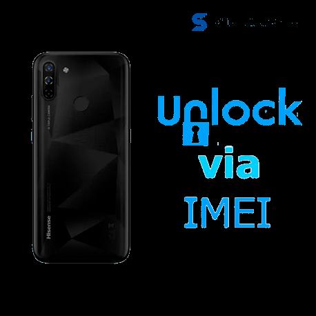 â–º Liberar / Desbloquear Hisense V40 AT&T MX - Unefon por IMEI