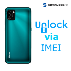Liberar / Desbloquear Hisense E50 AT&T MX - Unefon por IMEI