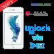Liberar / Desbloquear iPhone 5, 5s, 5c, 6, 6S, 6 Plus, 6S Plus T-Mobile USA por IMEI (Limpios o financiados)