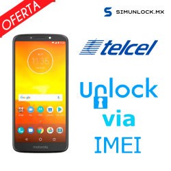 Liberar / Desbloquear Motorola TELCEL por IMEI