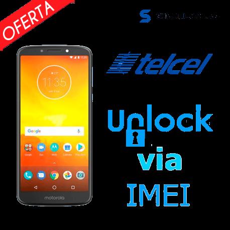 Unlock Motorola TELCEL by IMEI