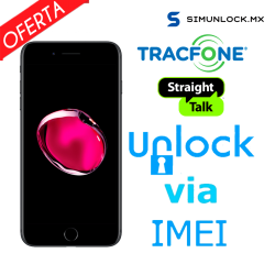 ► Liberar / Desbloquear iPhone Straight Talk / Tracfone ( Hasta 7 Plus y SE ) por IMEI