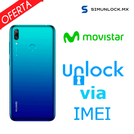 Liberar / Desbloquear Huawei Y7 2019 Movistar por IMEI