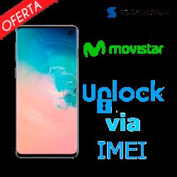 Liberar / Desbloquear Samsung Galaxy S10 Plus Movistar por IMEI