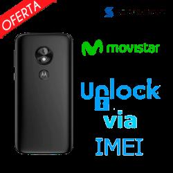 ► Liberar / Desbloquear Moto E5 Play Movistar por IMEI
