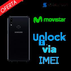 Liberar / Desbloquear Samsung Galaxy A10s Movistar por IMEI
