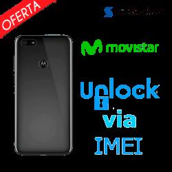 ► Liberar / Desbloquear Moto E6 Play Movistar por IMEI