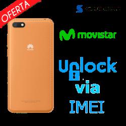 ► Liberar / Desbloquear Huawei Y5 NEO Movistar por IMEI