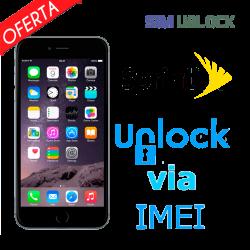 Liberar / Desbloquear iPhone 6, 6 Plus Sprint por IMEI