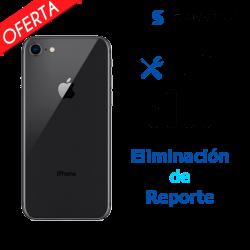 (Quitar reporte) Recupera señal iPhone 6 al 8 Plus ( AT&T MX - Iusacell - Unefon)