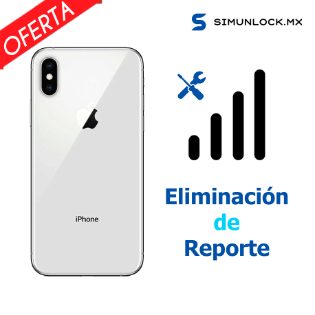 ⭐ (Quitar reporte) Recupera señal iPhone X al XS Max ( AT&T MX - Iusacell - Unefon)