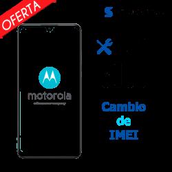 (Quitar reporte) Cambiar IMEI Motorola ( Todos los Modelos )
