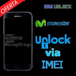 Liberar / Desbloquear Samsung Movistar México por IMEI ( Cualquier modelo )