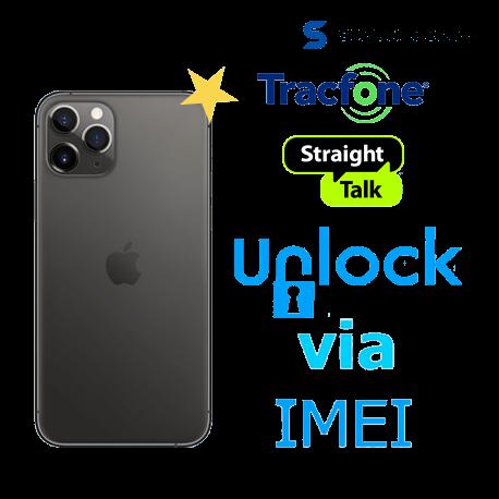 Liberar / Desbloquear iPhone Straight Talk / Tracfone PREMIUM por IMEI
