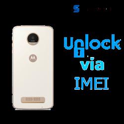 Liberar / Desbloquear Motorola Z Play AT&T MX ( IUSACELL - NEXTEL ) por IMEI