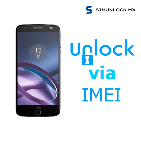 Liberar / Desbloquear Motorola Z AT&T MX ( Iusacell - Unefon ) por IMEI