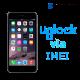Liberar / Desbloquear iPhone 6, 6 Plus AT&T USA vía IMEI ( Limpios ) ( Fuera de contrato)