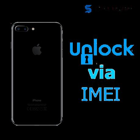 Liberar / Desbloquear iPhone 7 , 7 PLUS AT&T USA vía IMEI ( Adeudos , En Contrato )