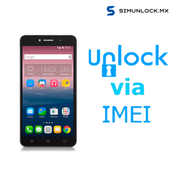 "Liberar / Desbloquear Alcatel PIXI 4 6"" ( 5098 ) AT&T MX - IUSACELL por IMEI"