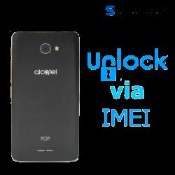 ► Liberar / Desbloquear Alcatel POP 4S AT&T MX - Unefon por IMEI