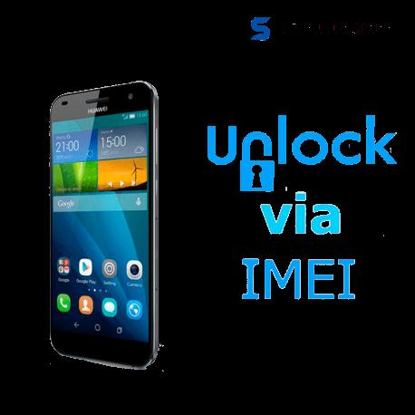 Liberar / Desbloquear HUAWEI G7 AT&T MX - IUSACELL por IMEI