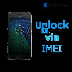 ► Liberar / Desbloquear Moto G5 / G5 Plus AT&T MX por IMEI