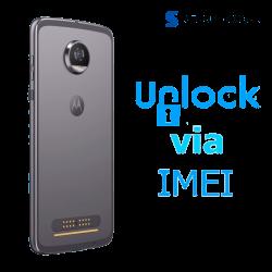 ► Liberar / Desbloquear Moto Z2 Play AT&T MX por IMEI