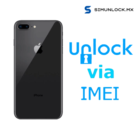 Liberar / Desbloquear iPhone 8, 8 Plus AT&T MX ( Iusacell / Unefon ) por IMEI