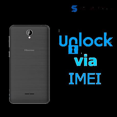 Liberar / Desbloquear Hisense U963 AT&T MX - IUSACELL por IMEI
