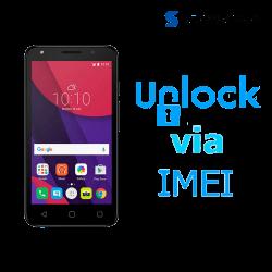 Liberar / Desbloquear Alcatel 5010 AT&T MX - IUSACELL por IMEI
