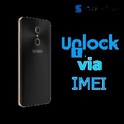 Liberar / Desbloquear Alcatel A3 Plus AT&T MX - IUSACELL por IMEI
