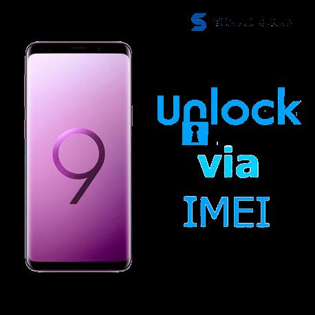 Liberar / Desbloquear Samsung Galaxy S9 / S9 Plus AT&T MX por IMEI