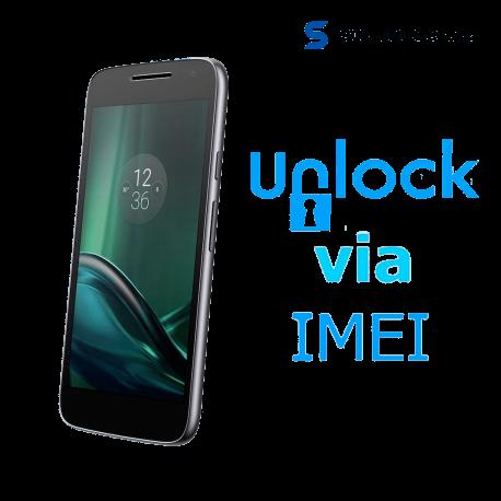 Liberar / Desbloquear Moto G4 / PLAY / PLUS AT&T MX por IMEI