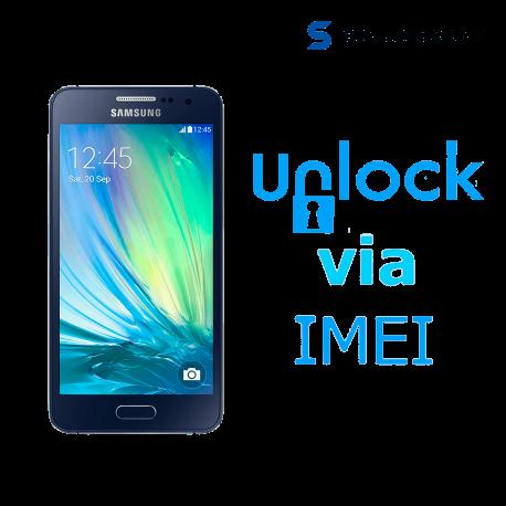 Liberar / Desbloquear Samsung Galaxy A3 AT&T MX ( IUSACELL - NEXTEL) por IMEI