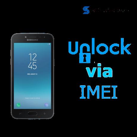 Liberar / Desbloquear Samsung Galaxy J2 AT&T MX ( IUSACELL - NEXTEL) por IMEI