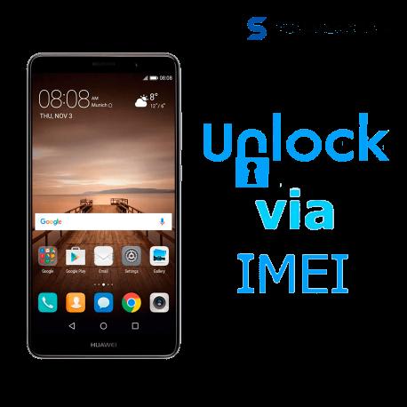 Liberar / Desbloquear Huawei Mate 9 AT&T MX ( IUSACELL - NEXTEL) por IMEI