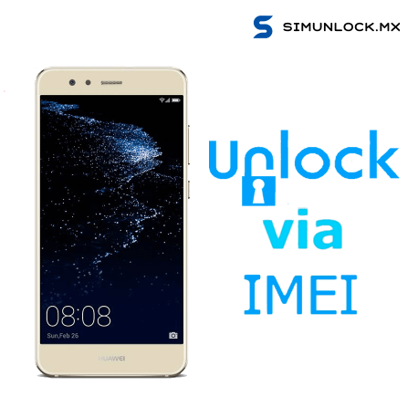 Liberar / Desbloquear Huawei P10 / Plus / Selfie / Lite AT&T MX ( IUSACELL - NEXTEL) por IMEI