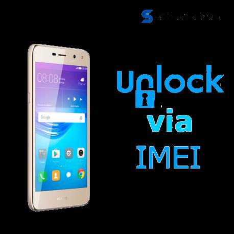 Liberar / Desbloquear Huawei Y5 2017 Movistar por IMEI