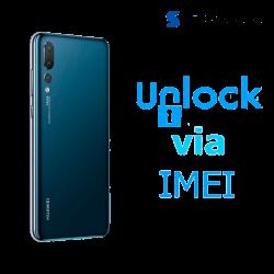 Liberar / Desbloquear Huawei P20 / P20 Lite / P20 Pro AT&T MX ( IUSACELL - NEXTEL) por IMEI