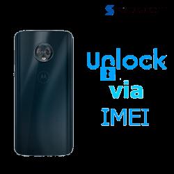 Liberar / Desbloquear Moto G6 Plus AT&T MX ( IUSACELL - NEXTEL) por IMEI